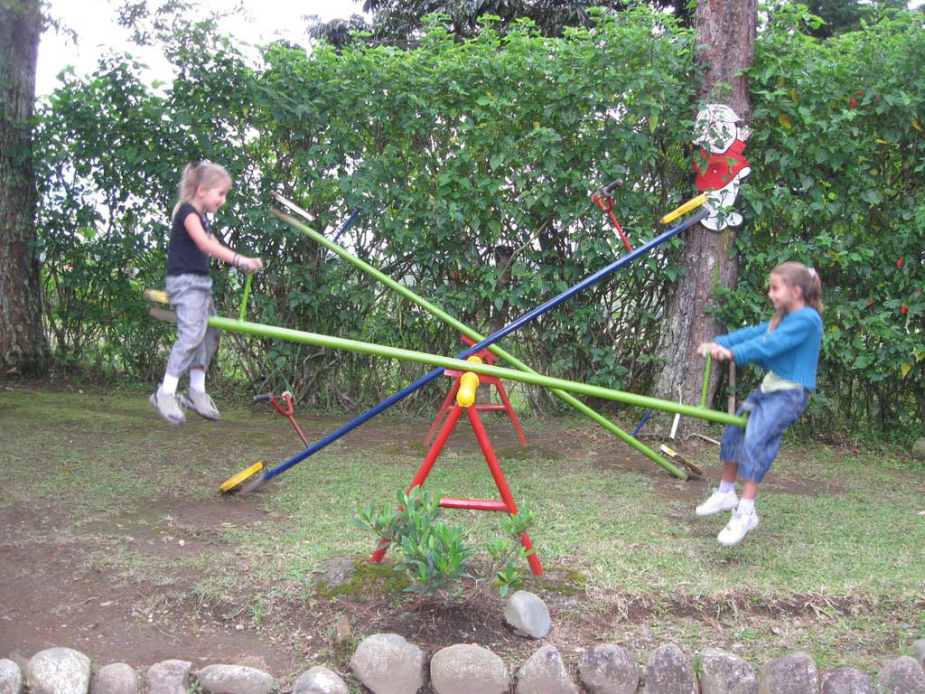 Galeria Juegos Infantiles Canopy Las Ardillas